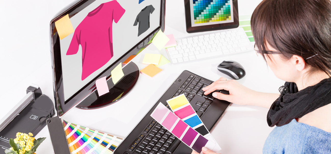 The color junction design and print store professional for Grafiker jobs