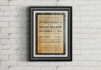 Show Posters and Handbills